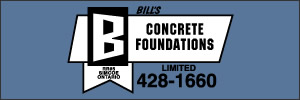 Bill's Concrete Foundations Limited