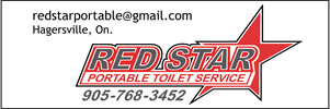 Red Star Portable Toilet Service